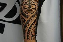 Tatuagens Marqueseanas
