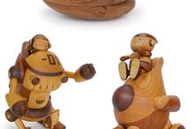 Unusual Wooden Toys