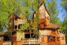 Sweet Treehouses