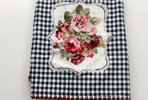 Sewing: Tea Towels & Pot Holders / by Julie Ann Knott