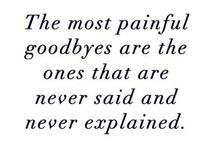 broken friendship letting go