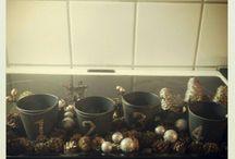 Mine dekorationer