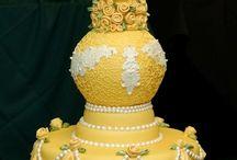 sayaka cake / ウェディングケーキ