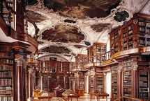 Beautiful and amazing libraries / I love pretty libraries. What can i say?