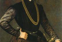 Costume masculin XVIème