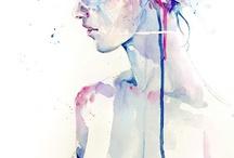obrazy, rysunki