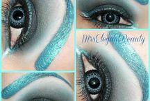 fantasy makeup / by Dawn