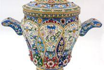 Russian Samovars and Urns