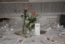 Wedding inspiration  / by Alice Hodge