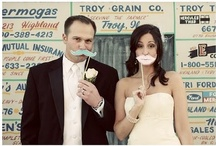 Photo Booth Mustache Mania