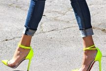 Denim 2014 / Must-have denim styles for 2014 that you can DIY. / by Coco Mama Style