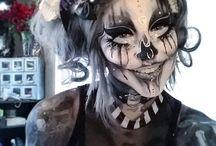maquillage déguisements