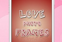 Love Photo Frames / Love Photo Frames:  Get your couple photos super beautiful! Decorate your images in the best possible way with amazing Love Photo Frames Free.