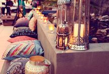 Eastern delight theme / Morocco and Eastern delights for the senses!