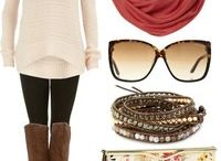 Winter/fall outfits