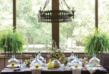 Set the table / Creating a beautiful table for guests