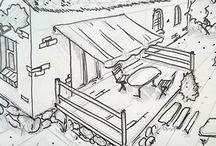 Skizzen, Skribbles, Sketches Personal Work