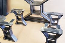 mobilier metalic