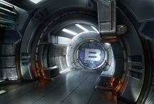 Spaceship adventure