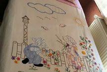 baby yatak örtüsü