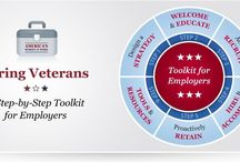 Career Resources for Veterans / by Insperity Jobs
