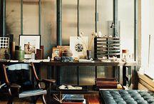 Workspace / by Mapet Diaz