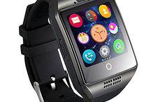 Bluetooth Smart Watch Finess Tracker support SIM card