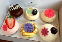 Mother's Day 2013 / Show your Mum how much she means to you with our box of 6 delicious cupcakes!