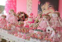 festa de bonecas