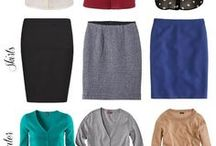 woman business attire
