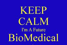 Biomedical engineering / My inspirations and interesting things about what I want to do in the future