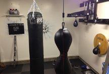 Garage boxing