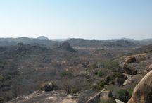 Big Cave Camp - Matopos / A lovely lodge in the Matobo Hills just outside Bulawayo.