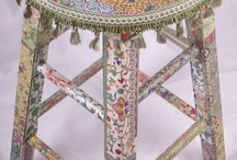 Potters stool project