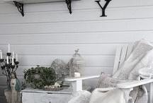Trapp og veranda ideer