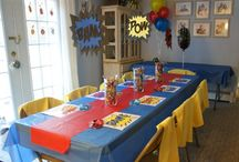 Kids party ideas / by Brittany Carroll