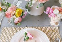 Place setting - tables