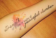 Tattoo Love / by Karina Mallory