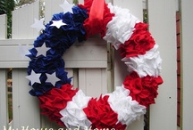 Yankee Doodle Dandy / Fourth of July crafts, recipes, 4th of July patriotism, red white and blue, BBQ / by duxrock