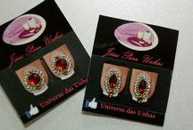 jóias Universo das Unhas