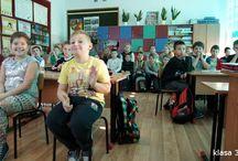 2014 LEKCJA EDUK.- SZKOŁA PODST. W ZGŁOBNIU KLASA 3 i 4- 24.11.2014 / 24 listopada odbyły się trzy lekcje edukacyjne dla Uczniów Szkoły Podstawowej w Zgłobniu.