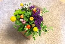 flower / my flower arrangement..