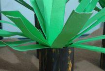 Palm craft ideas