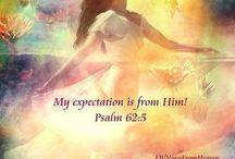 my expectation