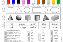 Kinder- Assessment / by Angela Lilley