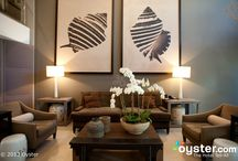 HOTEL- BOUTIQUE LOBBY