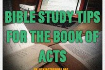 bible study / by Nicole Simpson-Mcelhaney