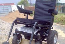 Dassie 200 M Power Wheelchairs / A collection of cool power wheelchairs, the Dassie 200 M a real nippy run-around.