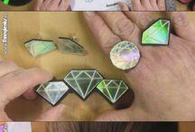 accesorios  reciclables