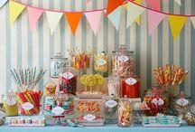 Dessert Tables I love